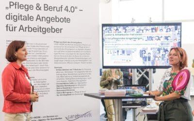 care+work beim Kongreß des Zukunftsrates des Verbandes der Bayerischen Wirtschaft