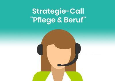 """Strategie-Call zum Thema """"Vereinbarkeit Pflege & Beruf"""""""